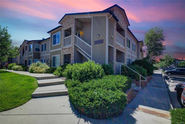 10056 E Carolina Place #201, Aurora, CO 80247 (#8449481) :: The Heyl Group at Keller Williams