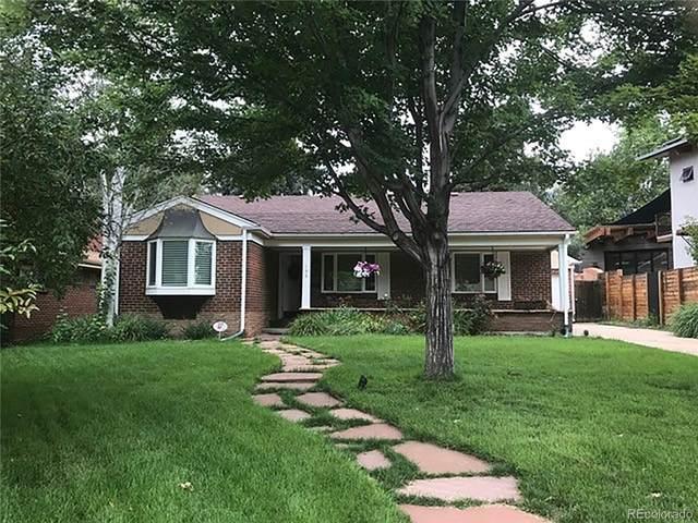 135 N Hudson Street N, Denver, CO 80220 (#8450512) :: Colorado Home Finder Realty