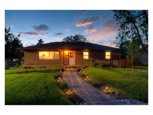 4695 S Kalamath Street, Englewood, CO 80110 (MLS #8450535) :: 8z Real Estate