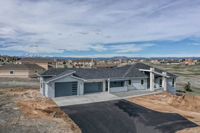 20304 Royal Troon Drive, Monument, CO 80132 (MLS #8450613) :: 8z Real Estate