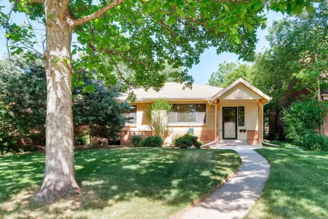 2060 S Cook Street, Denver, CO 80210 (#8450755) :: The HomeSmiths Team - Keller Williams