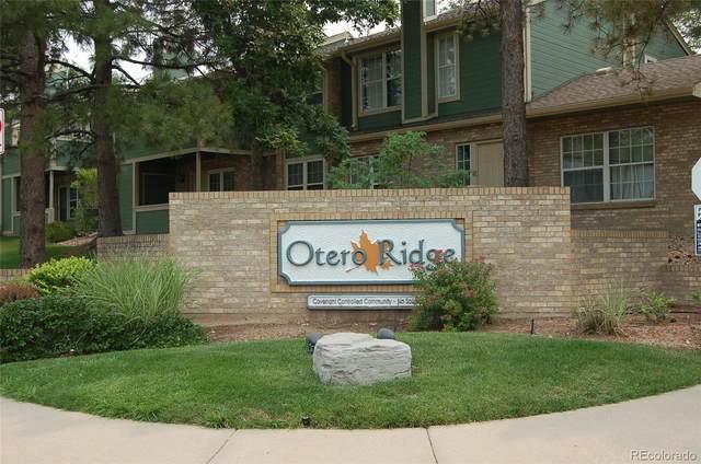 2680 E Otero Place #3, Centennial, CO 80122 (#8451122) :: Own-Sweethome Team