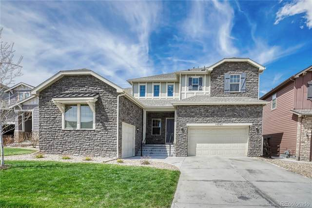 14545 Hagus Place, Parker, CO 80134 (#8451333) :: The HomeSmiths Team - Keller Williams