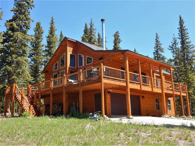 790 Mountain View Drive, Fairplay, CO 80440 (#8451352) :: Wisdom Real Estate