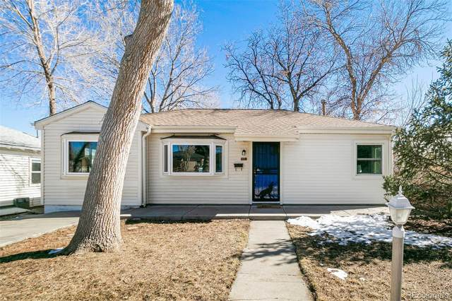 60 N Vrain Street, Denver, CO 80219 (#8451382) :: The Harling Team @ HomeSmart