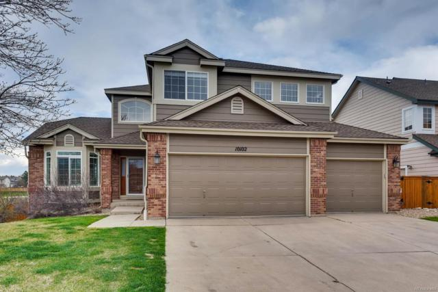 10102 Brady Place, Highlands Ranch, CO 80130 (#8451568) :: Keller Williams Action Realty LLC