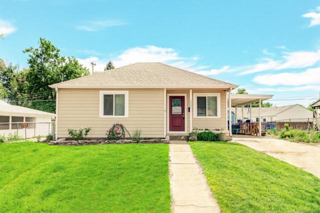 2620 S Linley Court, Denver, CO 80219 (#8451616) :: Mile High Luxury Real Estate