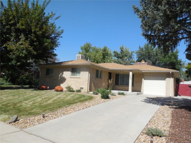 3337 W Arlington Avenue, Littleton, CO 80123 (MLS #8451755) :: 8z Real Estate