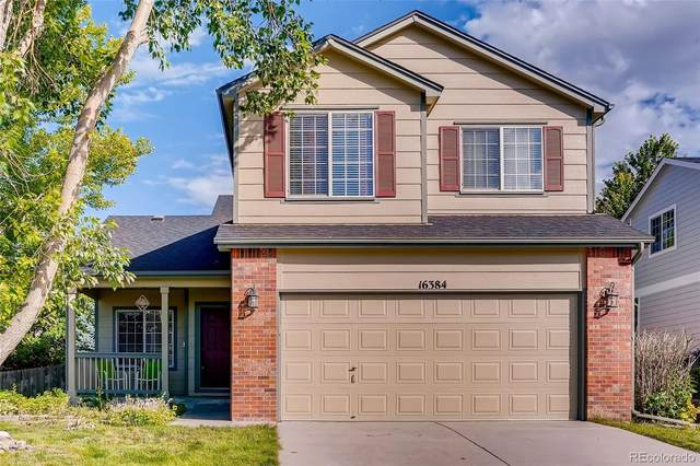16384 Roan Court, Parker, CO 80134 (#8451941) :: Mile High Luxury Real Estate