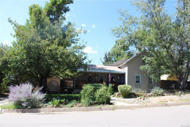708 Cheyenne Street, Golden, CO 80401 (#8452153) :: The Peak Properties Group