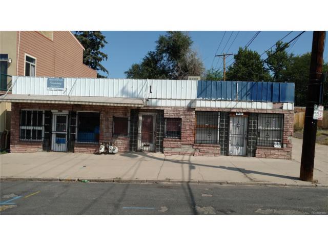 2417 E 28th Avenue, Denver, CO 80205 (MLS #8452402) :: 8z Real Estate
