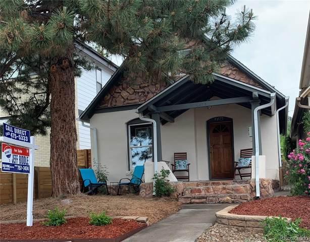 4475 W 30th Avenue, Denver, CO 80212 (MLS #8452416) :: Find Colorado