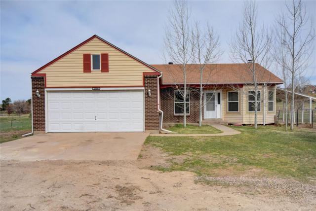 12508 4th Street, Parker, CO 80134 (#8452445) :: Colorado Team Real Estate