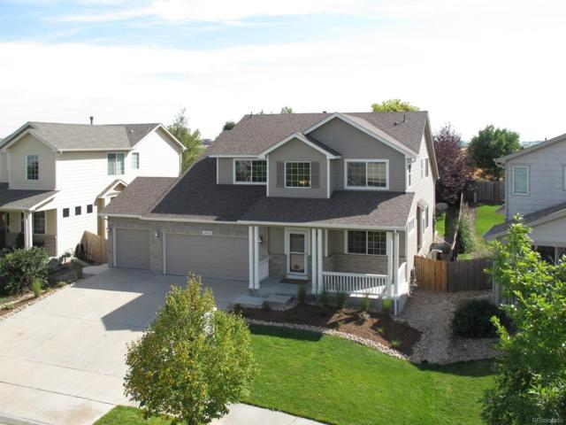 10954 E 112th Place, Henderson, CO 80640 (#8452522) :: The Griffith Home Team