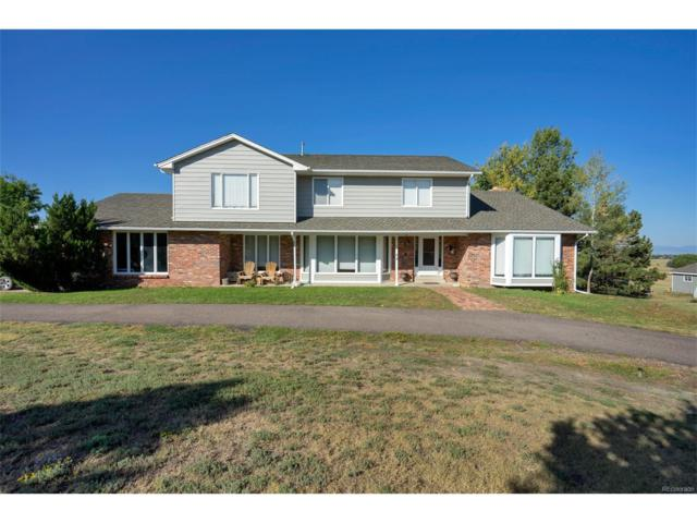 6729 E Lookout Drive, Parker, CO 80138 (MLS #8452597) :: 8z Real Estate