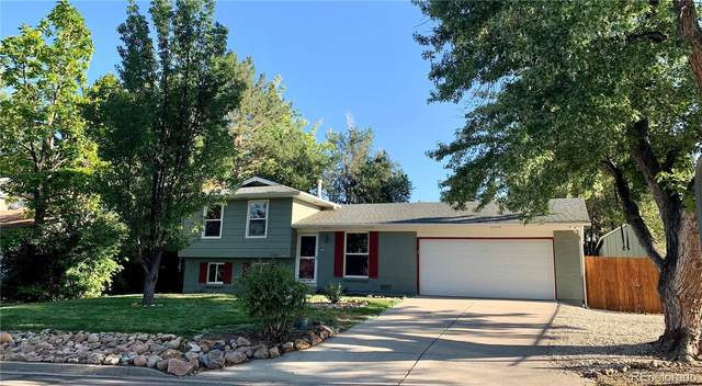 9542 W Cornell Place, Lakewood, CO 80227 (#8453475) :: The FI Team