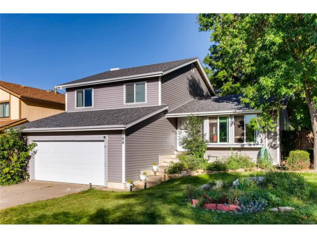 166 Mountain Cloud Circle, Highlands Ranch, CO 80126 (MLS #8453668) :: 8z Real Estate