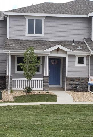6118 Verbena Court #104, Frederick, CO 80516 (#8453772) :: HomeSmart Realty Group