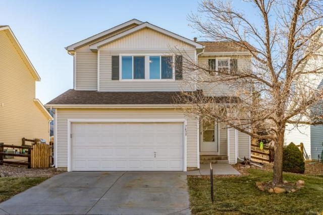 7635 Brown Bear Way, Littleton, CO 80125 (#8453779) :: House Hunters Colorado