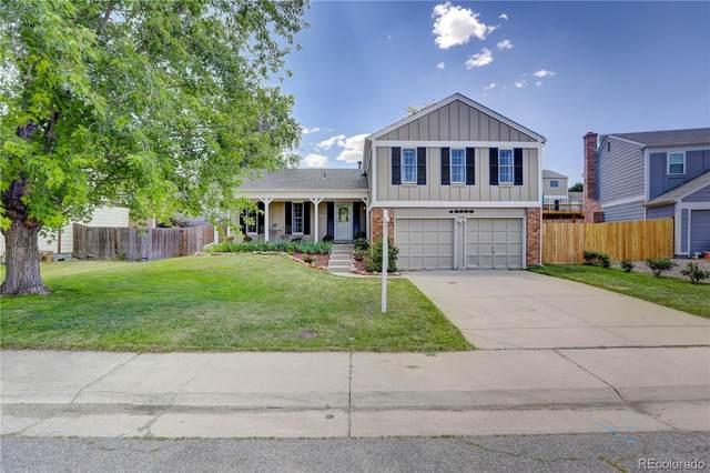 12608 W Layton Place, Morrison, CO 80465 (MLS #8453991) :: 8z Real Estate