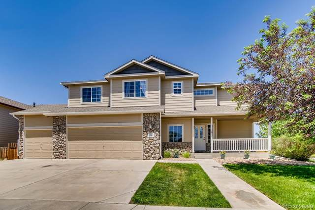 1903 Granite Drive, Lochbuie, CO 80603 (#8454270) :: The DeGrood Team
