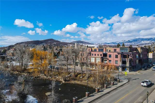 35 5th Street #205, Steamboat Springs, CO 80487 (#8454641) :: Bring Home Denver with Keller Williams Downtown Realty LLC