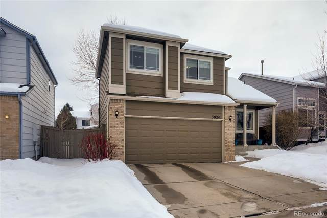3924 Morning Glory Drive, Castle Rock, CO 80109 (#8454855) :: The DeGrood Team