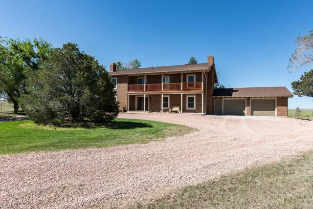 10926 County Road 120, Kiowa, CO 80117 (#8454912) :: The City and Mountains Group