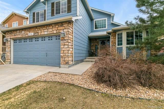 2346 Dogwood Drive, Erie, CO 80516 (#8455305) :: HomeSmart