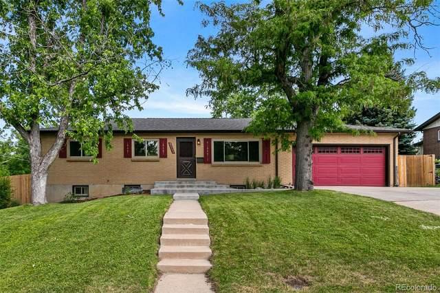 12284 W Kentucky Drive, Lakewood, CO 80228 (#8455409) :: Wisdom Real Estate