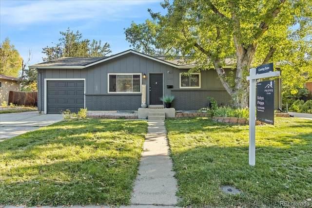6367 Brooks Drive, Arvada, CO 80004 (#8455961) :: iHomes Colorado