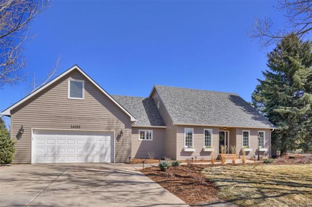 14090 Gleneagle Drive, Colorado Springs, CO 80921 (#8456259) :: The Dixon Group