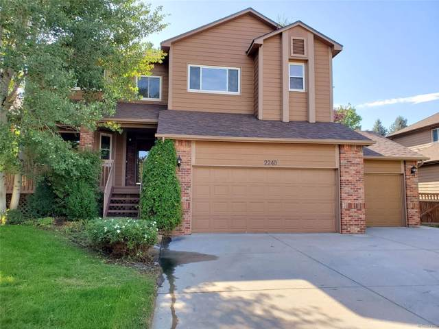 2240 Creekside Drive, Longmont, CO 80504 (MLS #8456505) :: 8z Real Estate