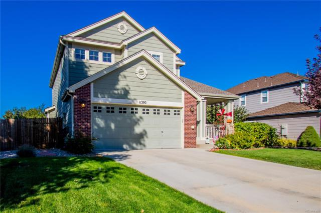 11595 Crow Hill Drive, Parker, CO 80134 (MLS #8456526) :: 8z Real Estate
