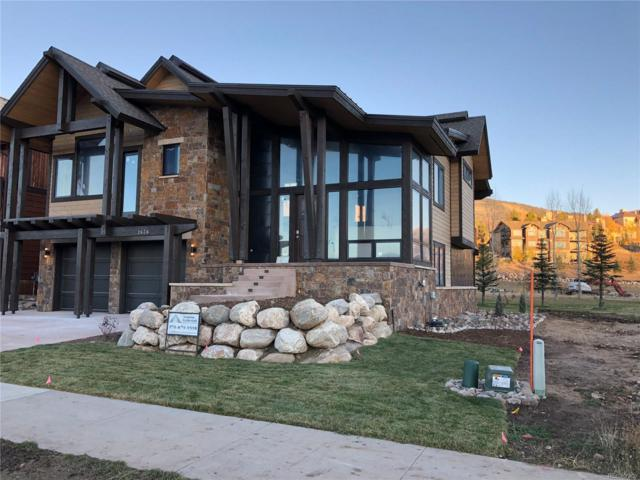 2636 Bronc Buster Loop, Steamboat Springs, CO 80487 (#8457354) :: The Griffith Home Team