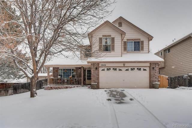 10626 Adams Street, Northglenn, CO 80233 (#8457983) :: The Griffith Home Team