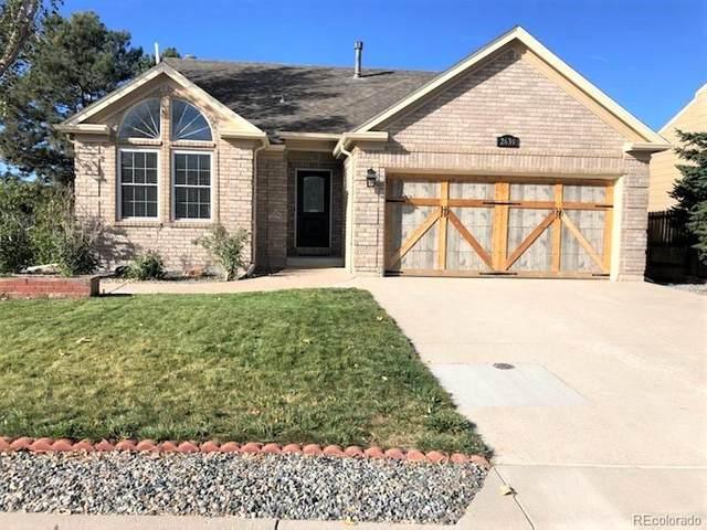 2630 Leoti Drive, Colorado Springs, CO 80922 (MLS #8458228) :: Kittle Real Estate