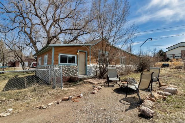 14140 W 8th Avenue, Golden, CO 80401 (#8458506) :: Mile High Luxury Real Estate