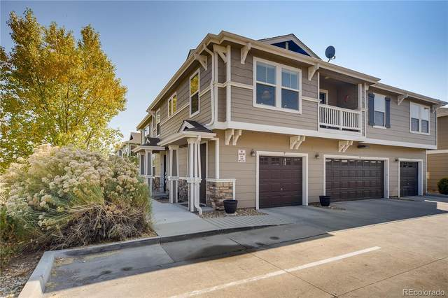 17205 Waterhouse Circle F, Parker, CO 80134 (#8459116) :: Briggs American Properties