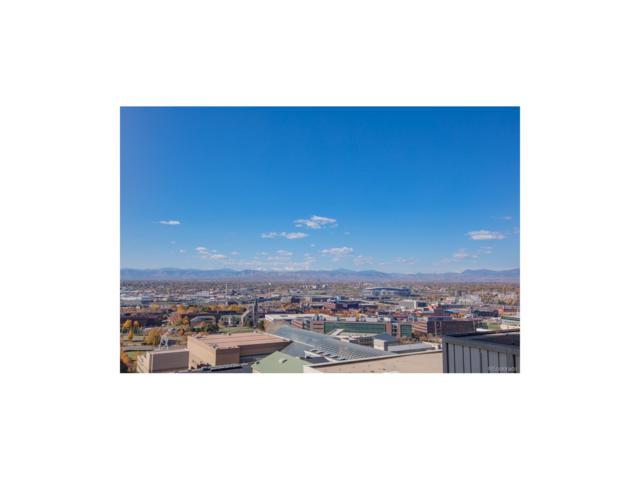 891 14th Street #2004, Denver, CO 80202 (MLS #8459148) :: 8z Real Estate