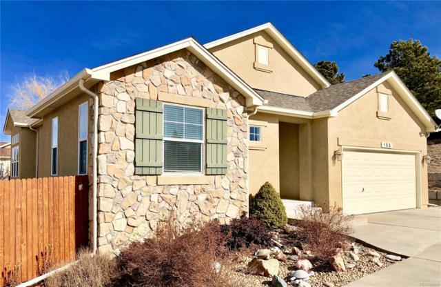 153 Homeland Court, Colorado Springs, CO 80921 (#8459443) :: The Peak Properties Group