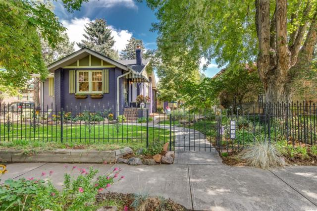 2620 Bellaire Street, Denver, CO 80207 (#8459531) :: The City and Mountains Group