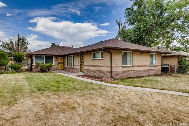 3623 Hudson Street, Denver, CO 80207 (MLS #8459731) :: 8z Real Estate