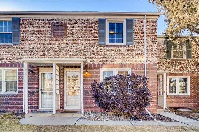 1237 Leyden Street, Denver, CO 80220 (MLS #8459906) :: 8z Real Estate