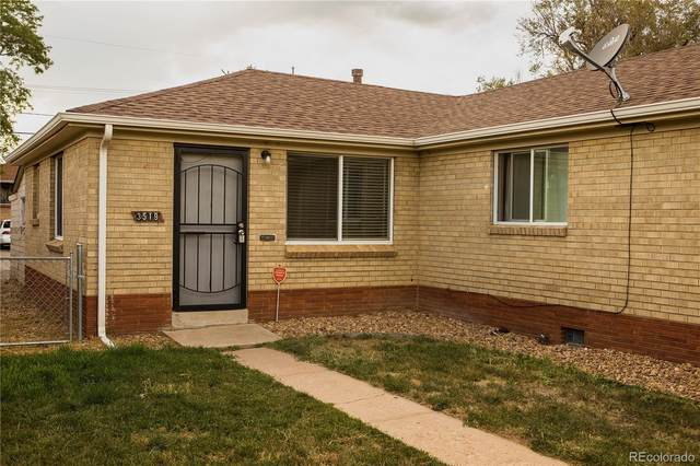 3519 Leyden Street, Denver, CO 80207 (#8459943) :: The HomeSmiths Team - Keller Williams