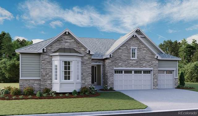 3177 Morningbird Lane, Castle Rock, CO 80109 (#8460144) :: The HomeSmiths Team - Keller Williams