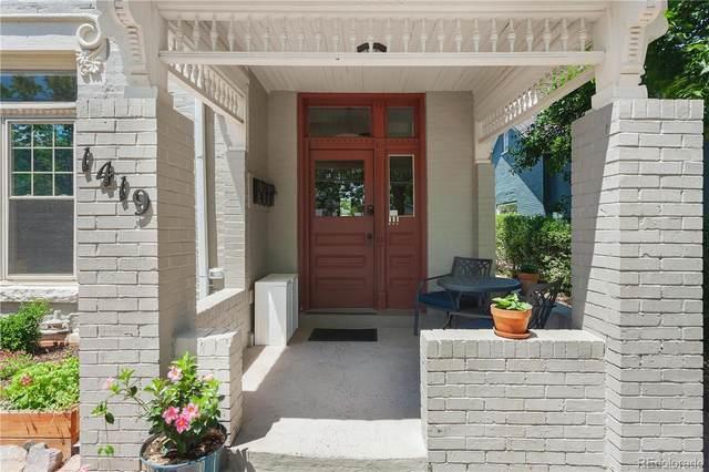 1419 Lipan Street #1, Denver, CO 80204 (#8460172) :: The Heyl Group at Keller Williams