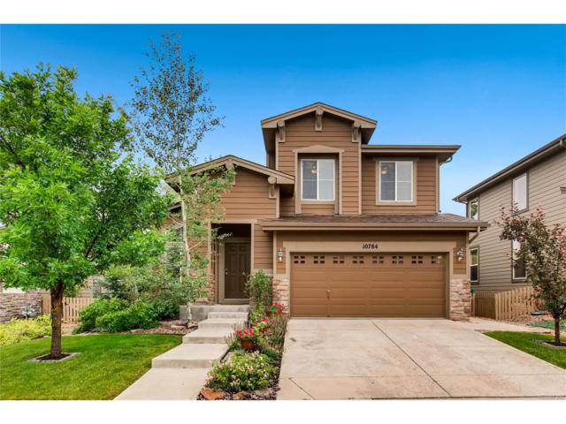 10784 Towerbridge Circle, Highlands Ranch, CO 80130 (#8460394) :: The Griffith Home Team