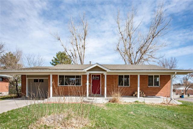 691 E Fremont Avenue, Centennial, CO 80122 (#8460410) :: Compass Colorado Realty