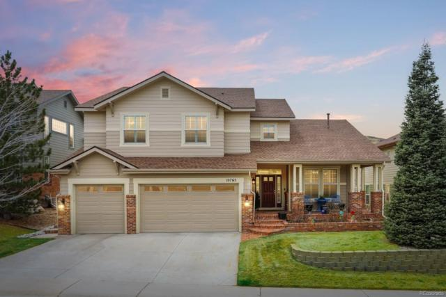 10765 Addison Court, Highlands Ranch, CO 80126 (#8460585) :: The Peak Properties Group